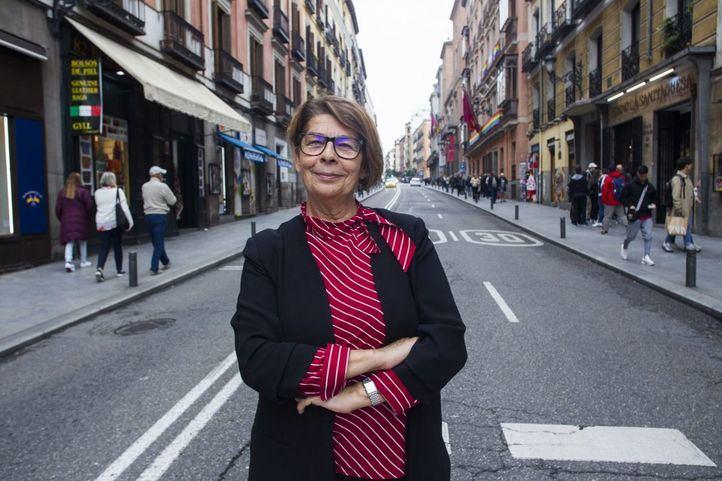 Inés Sabanés, concejala de Más Madrid y número 3 de la lista de Más País el 10-N.