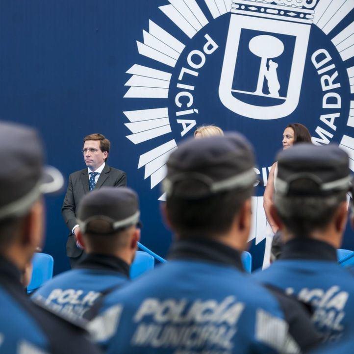Un centenar de policías menos al año: la precariedad que Madrid quiere revertir