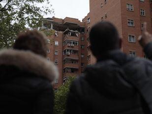 El Ayuntamiento concluye la reconstrucción del edificio siniestrado en abril en Vallecas