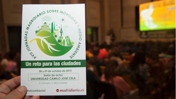 XVII Jornadas de Movilidad y Medio Ambiente de Madridiario