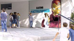 Fotograma de la nueva campaña de Disney y Fundación Mutua Madrileña 'Activa tu poder'.