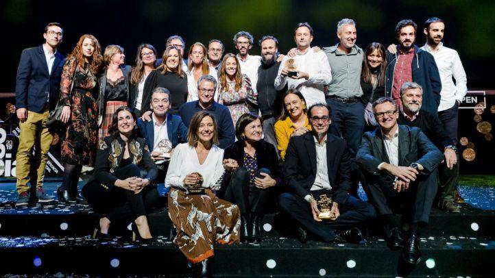 El proyecto educativo 'Aprendemos juntos' de BBVA, Gran Premio Eficacia 2019