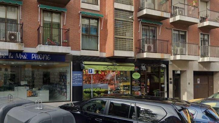 Roban dos veces una jamonería de Chamartín y asaltan un restaurante