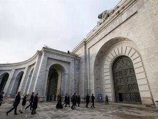 El Valle de los Caídos reabre tras la exhumación y con las reformas ya realizadas