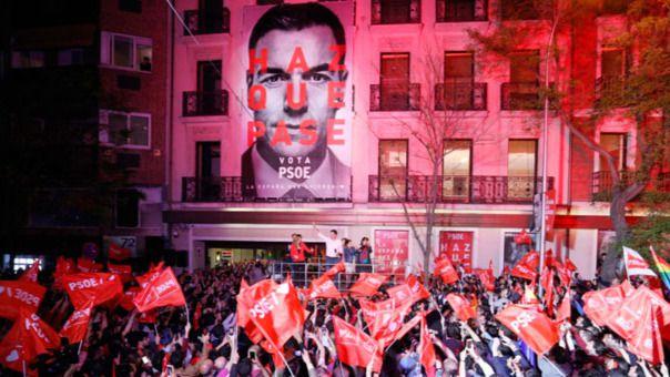 El CIS prevé una amplia victoria del PSOE y no contempla un ascenso de Vox