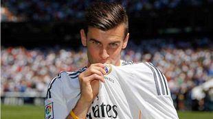Presentación oficial de Gareth Bale
