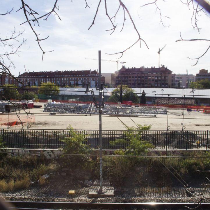 El Ayuntamiento reduce a la mitad el aforo del Espacio Delicias y acorta su duración