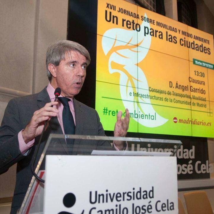 Ángel Garrido: