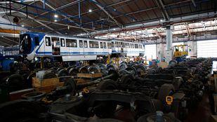 Localizada una nueva pieza con amianto en todos los modelos de trenes