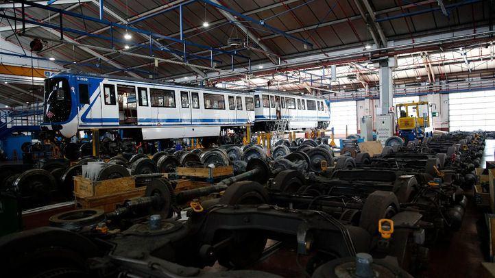 Localizada una nueva pieza con amianto presente en todos los modelos de trenes