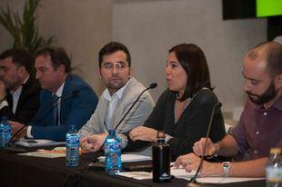 Alodia Pérez, diputada de Más Madrid en la Asamblea de Madrid