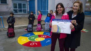 Patios inclusivos, talleres feministas y apuesta por el reciclaje, los mejores proyectos de las ampas madrileñas