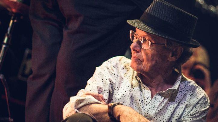 Dick Richard Angstadt en la última noche del Bogui.