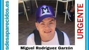 Desaparecido un voluntario de Protección Civil desde el viernes
