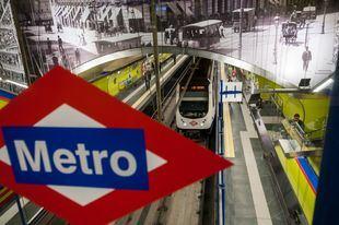 Los sindicatos de Metro se quejan de la falta de diálogo del Gobierno ante estos anuncios