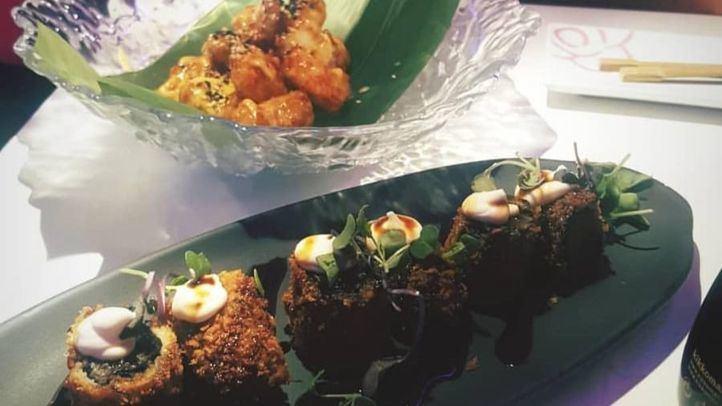 Delicias japonesas y regalos para celebrar la noche más 'terrorífica' en Miss Sushi