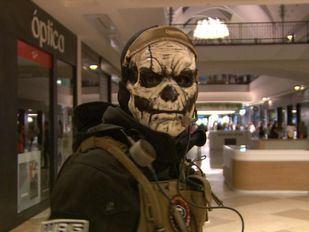 Más de 500 personas sobreviven a 'La Purga' por Halloween en intu Xanadú