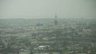 La Comunidad y Aemet desarrollarán un proyecto para mejorar la calidad del aire