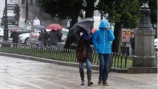 Alerta amarilla por rachas de viento en la Comunidad de Madrid.