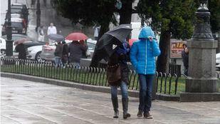 Emergencias gestiona 211 expedientes relacionados con el fuerte viento