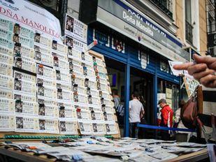 Madrid se consolida como la segunda comunidad que más lotería consume
