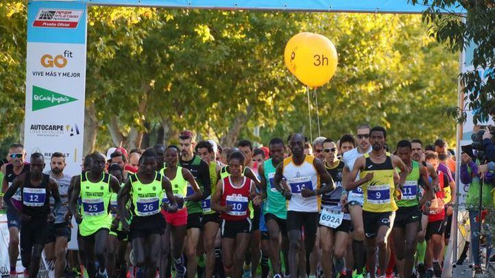 Solidaridad y deporte en el IV Maratón Internacional de Alcalá