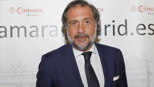 El presidente la Cámara de Comercio de Madrid, este lunes en la radio madrileña
