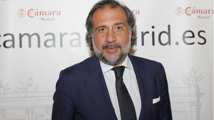 Ángel Asensio, presidente de la Cámara de Comercio de Madrid