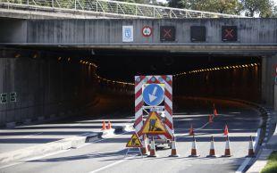 El túnel de la Avenida del Planetario reabre el 11 de noviembre