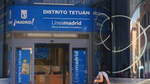 Semana de paros en Línea Madrid ante la posible paralización de la municipalización