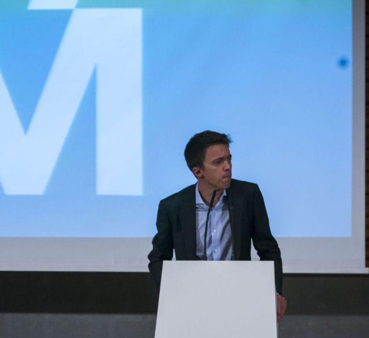 Errejón renuncia a su escaño en la Asamblea de Madrid