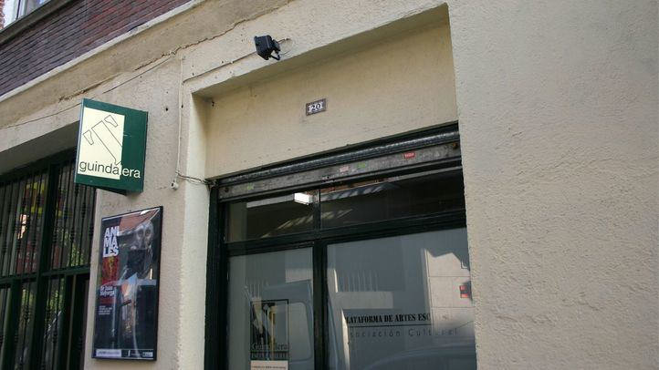 Teatro Guindalera.