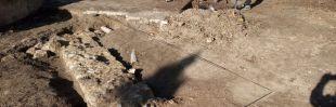 Las obras en el Paseo de México del Retiro se retrasarán por el hallazgo de una antigua ermita