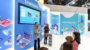 La competencia digital de los alumnos de Samsung Smart School crece un 12,5%