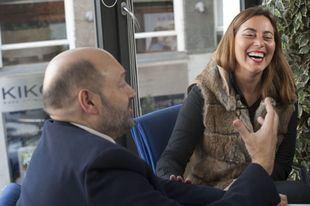 Ana Millán charla junto a Constantino Mediavilla en una nueva edición de La Terraza de Gran Vía