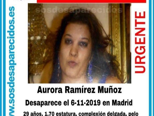 Desaparecida un mujer de 29 años que necesita medicación