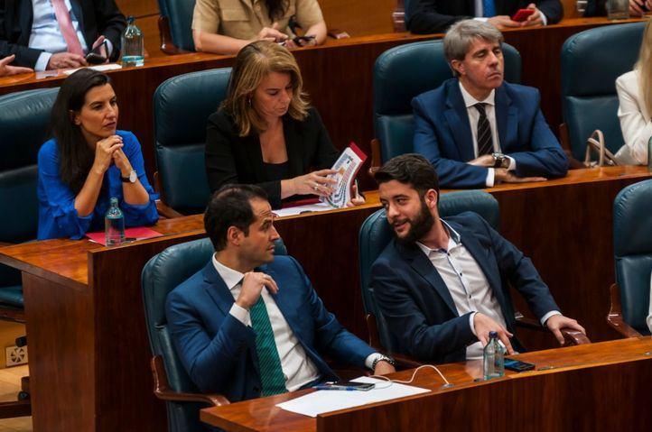 Ciudadanos ha presentado este jueves su proposición 'antienchufismo'