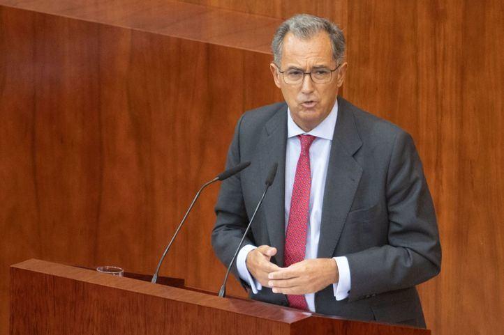 Educación defiende a Pedro García Aguado ante las informaciones publicadas por Cadena Ser