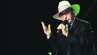 Las próximas actuaciones en España del 'eterno' Nicola di Bari