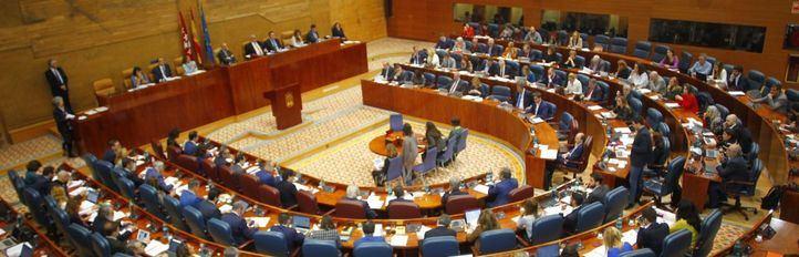 Discursos en contra y votos a favor: la Asamblea respalda la ilegalización de partidos