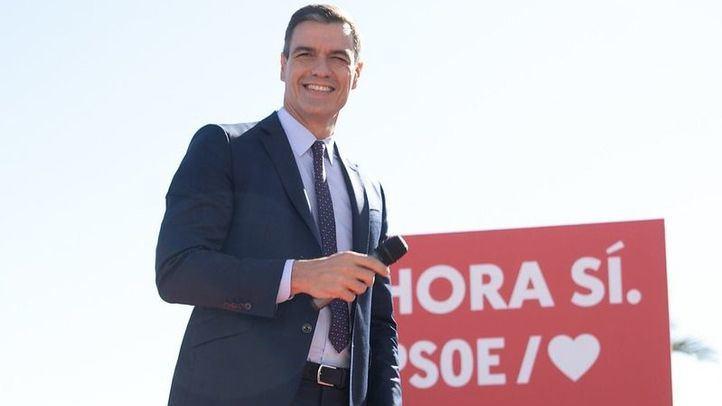 El jefe del Ejecutivo y candidato a la reelección, Pedro Sánchez, ha sido entrevistado en la Cadena Ser.