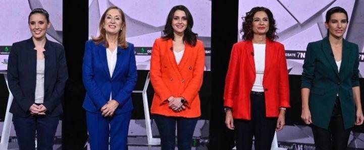 Los mejores memes del debate de candidatas y representates