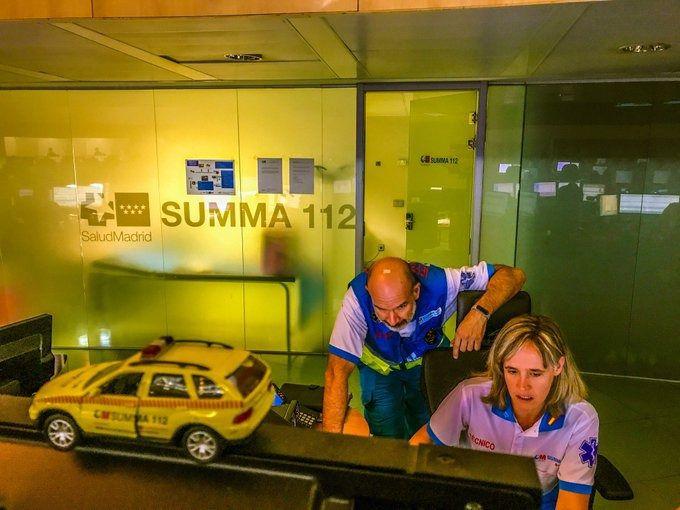 Sanidad recuerda que los protocolos de actuación del SUMMA 112 se determinan a nivel nacional