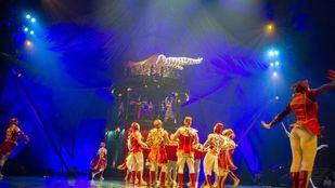 Le invitamos a ver Kooza de Cirque du Soleil