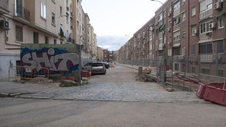 La conversión del descampado de El Carmen en calle, finalizada en diciembre
