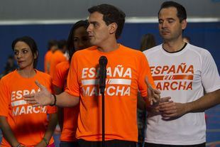 Rivera se desmarca de la ilegalización de partidos