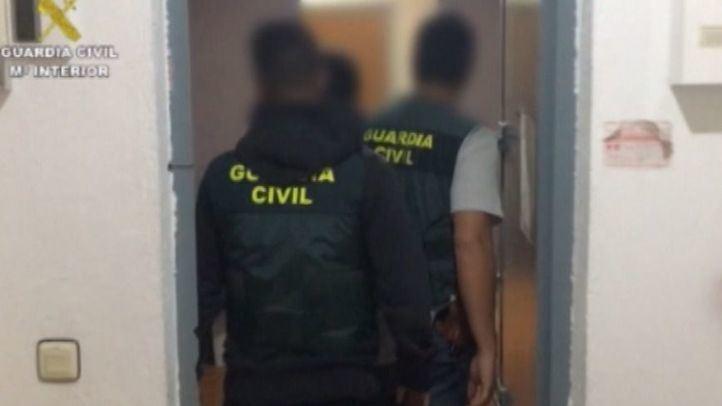 Dos personas han resultado detenidas por tres robos con violencia similares en Las Rozas