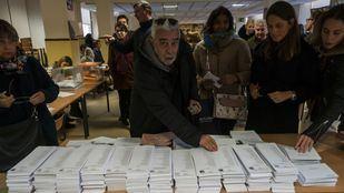 PSOE gana, PP y VOX triunfan y Cs se hunde