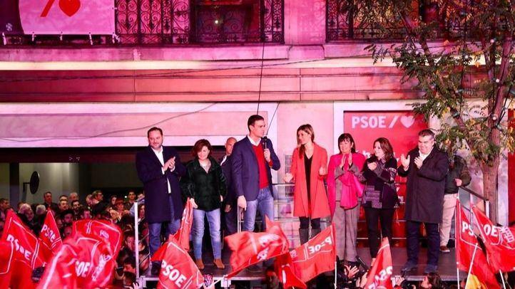 El PSOE gana pero se debilita, PP y Vox crecen y Cs se hunde