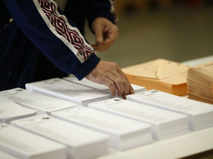 El PSOE gana en la Comunidad de Madrid y Vox, tercera fuerza